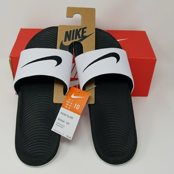 7262446f8 Men s Nike Kawa Slide flip flops